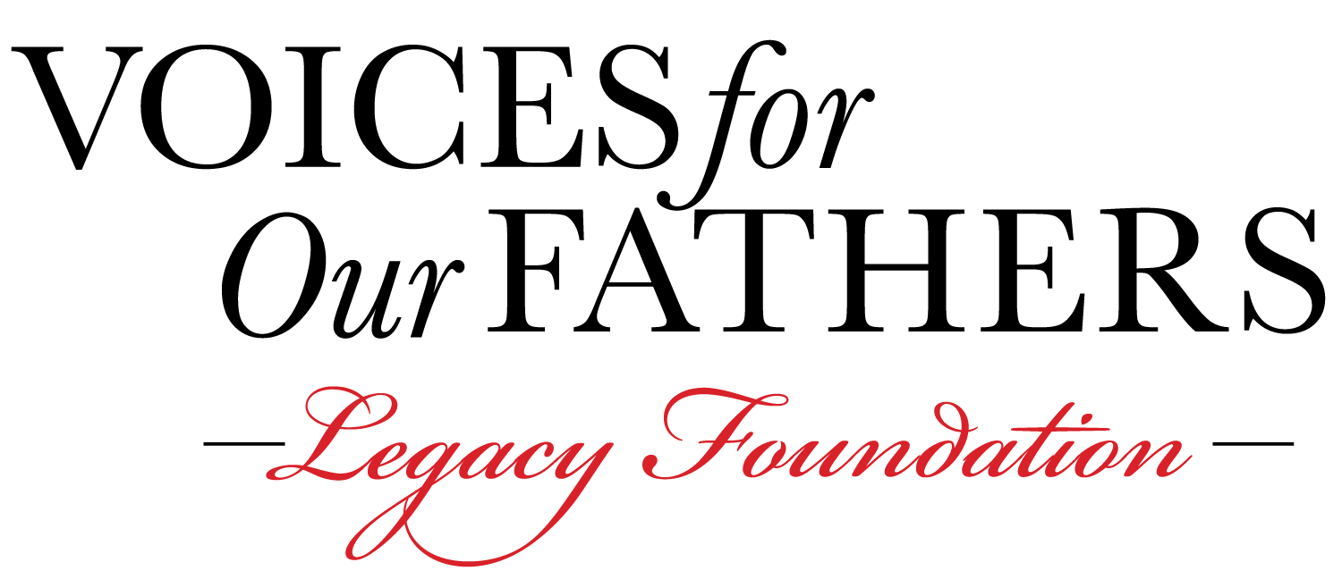 Voices For Our Fathers Legacy Foundation Logo