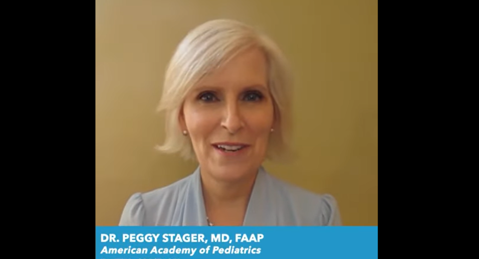 Dr Peggy Stager MD